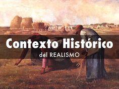 Presentación creada con Haiku Deck, en la que se muestran las características del contexto histórico del Realismo.
