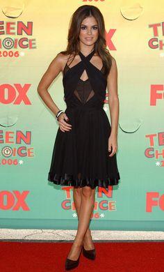 Rachel Bilson in Zac Posen at 2006 Teen Choice Awards