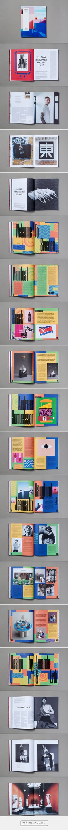 A New Type of Imprint Vol. 11 on Behance - created via https://pinthemall.net