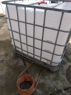 IBC Hot tub CU