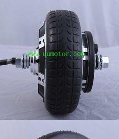 drum brake 6 inch hub motor gearless brushless drum brake