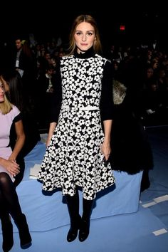 Olivia Palermo Does 3 Shows In 1 Day At Fashion Week  #InStyle