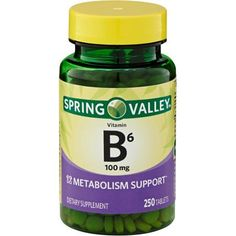 Are You Overdosing On Vitamin B6?!