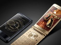 The Samsung-W2017 is reportedly coming to Korea soon #flip #phones