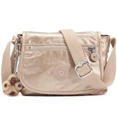 Kipling Sabian Crossbody Metallic Mini Bag
