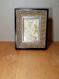 Ornate Tabletop Frame 5x7 Mediterranean Wide by framecottage