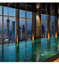 Four seasons Shanghaï