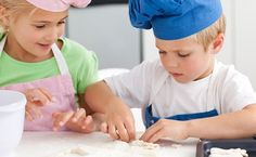 Teaching kids to cook can help them to be confident in the kitchen and healthier in their future years. Simple tasks such as stirring, pouring, cooking with others and following a recipe can also teach children life skills ...