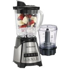 Hamilton Beach Power Elite Blender & Chopper