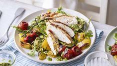 Healthy chicken with pesto recipe - BBC Food