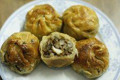 Bánh xíu páo ở hàng Jelly Bean, 28 Quang Trung