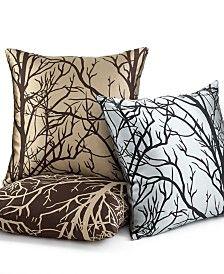 """Softline дерево элементов 20 """"Квадратные Декоративные подушки"""