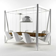 Download Duffy London-Swing table free 3D model for printing