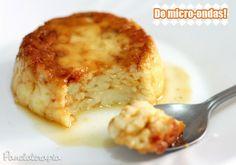 PANELATERAPIA - Blog de Culinária, Gastronomia e Receitas: Pudim de Leite Condensado de Micro-ondas