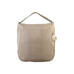Cavalli Class Woven Design Shoulder Bag // Taupe The Cavalli Class Collection comes from designer Roberto Cavalli. His name is synonymous with joy and optimism, with glamour and success, with luxury and beauty Beige Shoulder Bags, Leather Shoulder Bag, Small Handbags, Tote Handbags, Clutch Bag, Tote Bag, Leather Design, Luxury Bags, Leather Handle