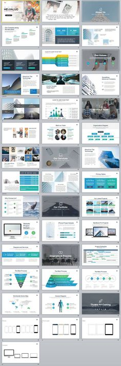 39+ Best mobile business Plan PowerPoint template