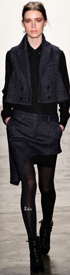 Marissa Webb Collections Fall Winter 2015-16 RTW