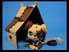 Monster High Pets from Littlest Pet Shop Pets Lps Dog, Lps Pets, Dog Toys, Toy Dogs, Lps Littlest Pet Shop, Little Pet Shop Toys, Little Pets, All Monster High Dolls, Monster High Custom