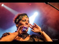 #2 Funky Tamborim - DVD Oficial - Ana Egito em Boa Companhia - HD