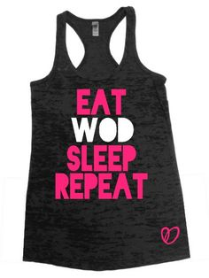 Daily Grind WOD Tank