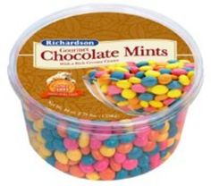 I'm learning all about Richard's Gourmet Chocolate Mints Tub at @Influenster!