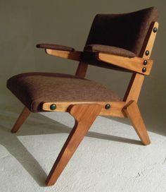 Design Atento   Cadeiras Modernas 1940-1970