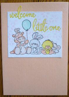 Junique by Julye B: Welcome little one