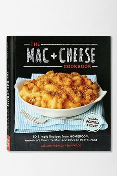 Mac & Cheese Cookbook  http://rstyle.me/~14xhm