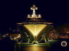Lurssen Yachts  - the most beautiful Pelorus