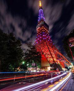 Tōkyō Tower JAPAN