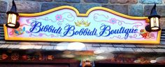 Bibbidy Bobbidi Boutique #Apartment402 #Disney #Picfx