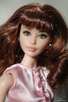 The Look Barbie Doll: Sweet Tea