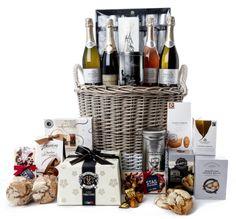Todhunter - Snowed in gift basket