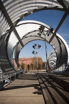 Parque de la Arganzuela, Madrid, Spain.