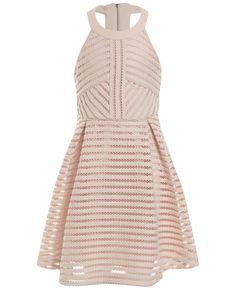 Girl's Vertical Limit Dress - Bardot Junior