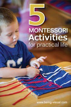 Free printables | free downloads | Preschool Developmental Skills | Montessori Activities for Preschool Kids |
