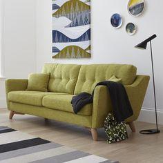 ercol Cosenza - Fabric - Sofa & Chairs | Julian Foye