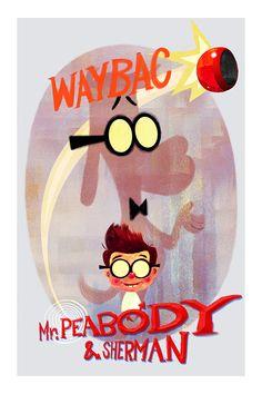 SecondBrush » Mr. Peabody and Sherman