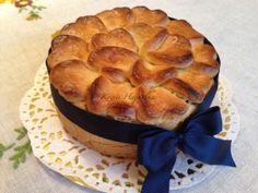 Almás-meggyes pite   mókuslekvár.hu Apple Pie, Xmas, Food, Christmas, Essen, Navidad, Meals, Noel, Natal