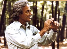 "Richard Feynman, physicist, ""It is in the admission of ignorance and the admission of uncertainty that there is a hope for the continuous motion of human beings in some direction that doesn't get confined, permanently blocked, as it has so many times before in various periods in the history of man."""