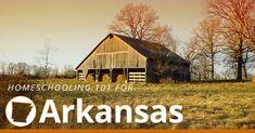 Arkansas Homeschool Laws | HSLDA