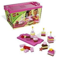 Duplo creative cakes