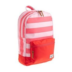 Kids Herschel Supply Co. For Crewcuts Settlement Backpack In Colorblock