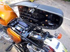 Honda 750 Buyer's Guide by Honda 750 Expert Cafe Racer Parts, Cafe Racer Honda, Cafe Racer Build, Cafe Racer Motorcycle, Motorcycle Design, Cafe Racer Bikes, Women Motorcycle, Motorcycle Helmets, Honda Cb750