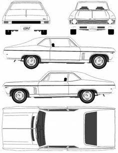 Chevrolet Nova 427 2-Door Coupe COPO (1969)
