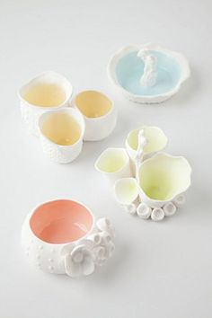 Sea Coral Trinket Dish | Anthropologie.eu