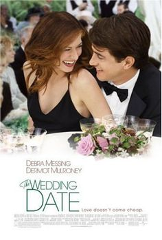 The Wedding Date - Debra Messing and Dermot Mulroney. Very good romantic comedy. See Movie, Movie Tv, Movies Showing, Movies And Tv Shows, Yasmine Galenorn, Dermot Mulroney, Bon Film, Wedding Movies, Movies Worth Watching