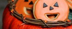 Recipes - Haunted-halloween - Jack O'Lantern Cookies - Kraft First Taste Canada