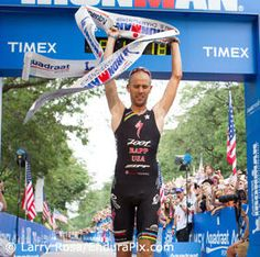 Jordan Rapp and Mary Beth Ellis dominated the inaugural Ironman U.S. Championship