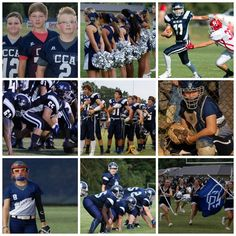 Warrior Athletics! Clinton Christian Academy •Clinton, MS